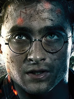 Overpowered Harry potter