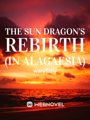 The Sun Dragon's Rebirth(in Alagaesia)