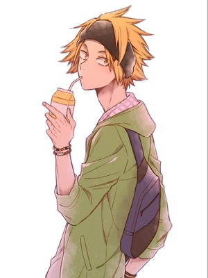 My Hero Academia: Reborn as Denki Kaminari