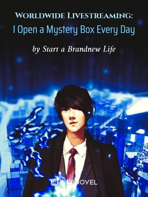 Worldwide Livestreaming: I Open a Mystery Box Every Day