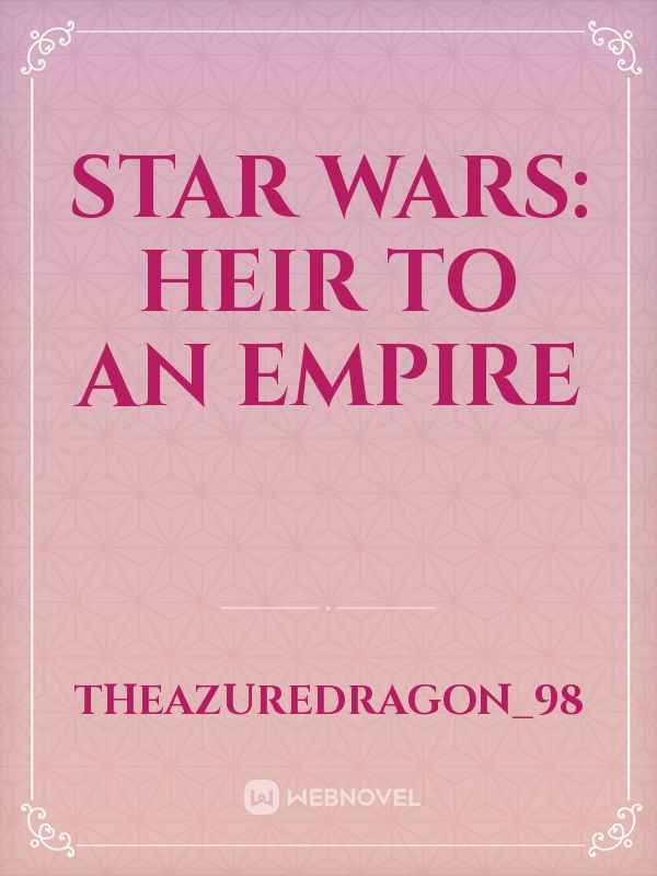 Star Wars: Heir to an Empire